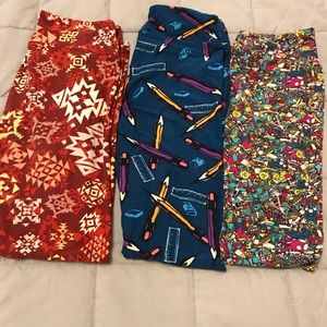 Lula Roe one size leggings